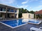 Villa individual con piscina en alquiler por noches en Cocotal
