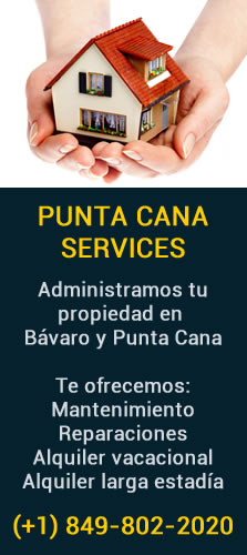 Administración de propiedades Punta Cana