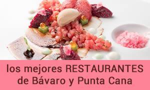 restaurantes punta cana